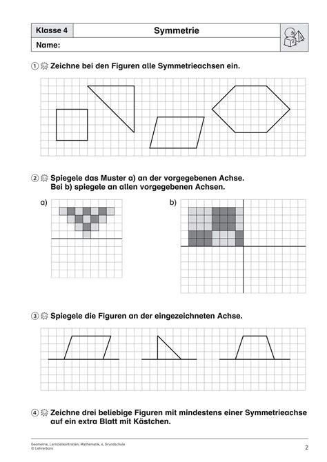 mathematik arbeitsblaetter grundschule lehrerbuero
