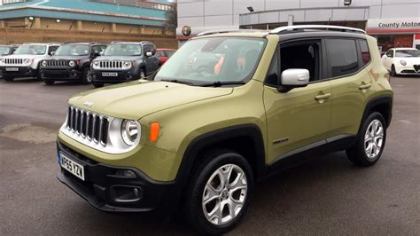 Jeep Mileage Jeep Renegade Diesel Mileage Autos Post