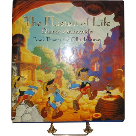 the illusion of disney animation the illusion of disney animation by frank and