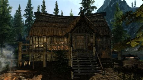 riverwood ranger house at skyrim nexus mods and community