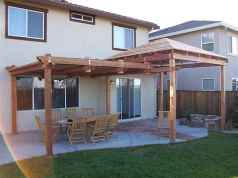 Covered Patio by Aluminum Patio Cover Materials Wood Patio Cover Ideas