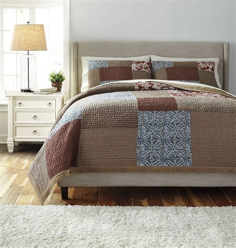Patchwork Comforter Set - patchwork comforter set from q452003q