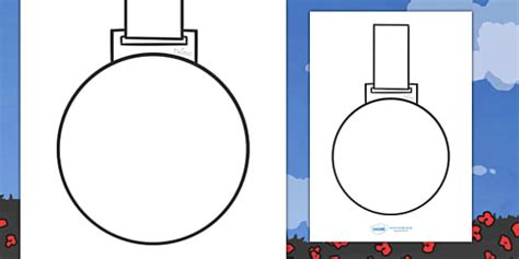 Remembrance Day Design A Medal Remembrance Day Design A Medal Medal Design Template