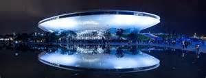 Shanghai Mercedes Arena Mercedes Arena Stadium In Shanghai Thousand Wonders