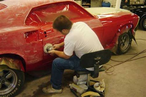Classic Car Restoration   Bill's Auto Body in Galesburg, IL