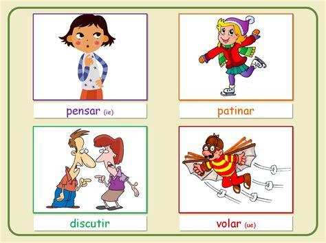 imagenes en ingles de los verbos me encanta escribir en espa 241 ol febrero 2013