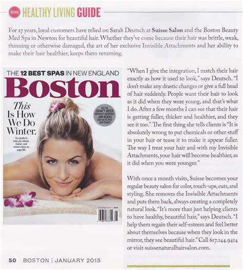 best hair salon south of boston 2014 12 best spas in new england boston magazine suisse