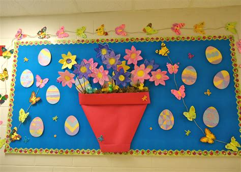 themes for kindergarten bulletin boards spring preschool kindergarten and elementary bulletin