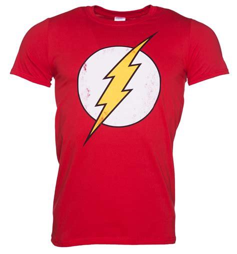 Logo T Shirt s distressed dc comics flash logo t shirt