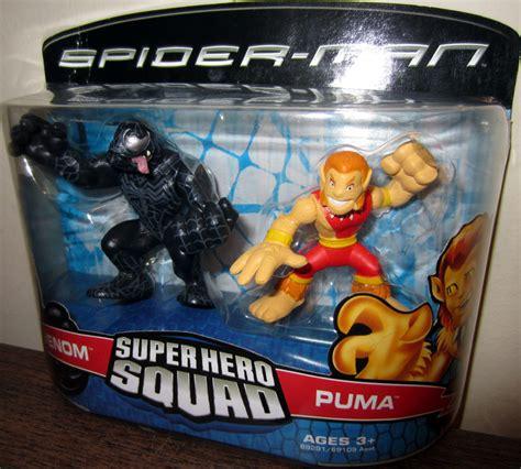 Figure Transformers Shs venom figures marvel squad hasbro