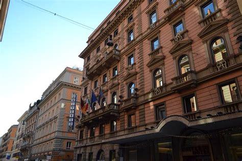 hotel best western universo roma fa 231 ade principale picture of best western plus hotel