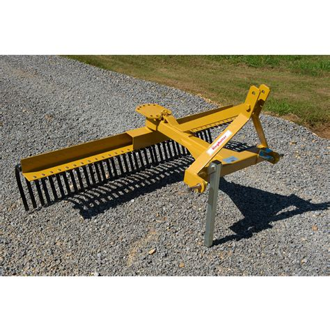 king kutter 5 ft yard rake tyr 60 yk 924227