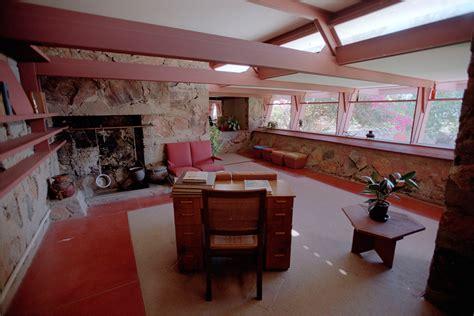 Taliesin West Interior by Inside Taliesin West House Design