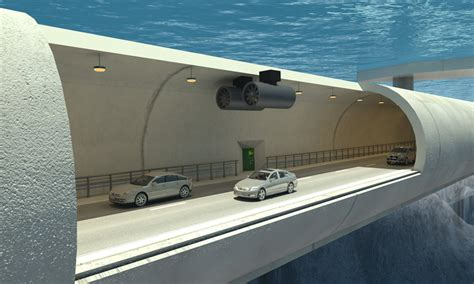 plans to build plans to build submerged floating tunnel in