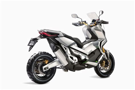 Honda Sctoor Honda X Adv 750 Get Ready For A New Of Adventure