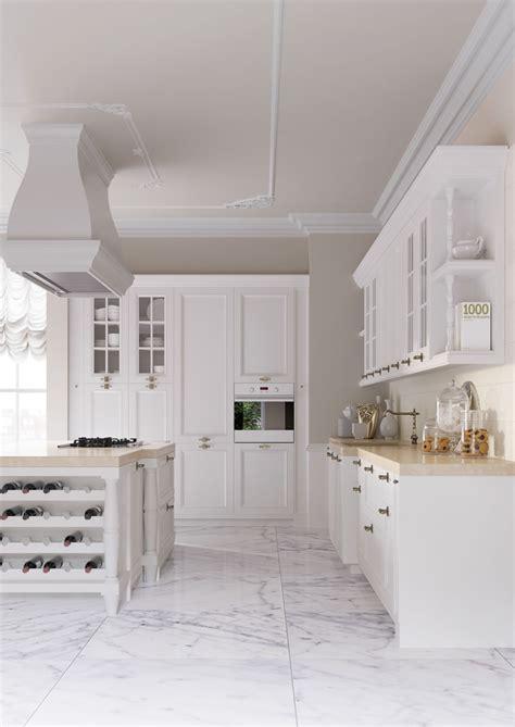 Cucine Classiche Chiare by Cucine Classiche Chiare Le Migliori Idee Di Design Per