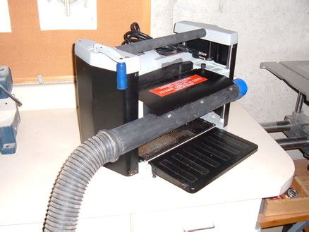 Delta Planer Dust Collection Homemade Lathe Cnc Wood