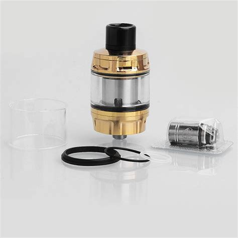 Eleaf Ismoka Gs14 Glass Atomizer 510 At Sw Egs14 authentic wismec elabo sw gold 4ml 0 2 ohm 24mm sub ohm