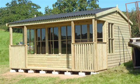 affordable sun houses from burnetts sheds