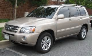 Toyota Highlander 2001 2001 Toyota Highlander Information And Photos Momentcar