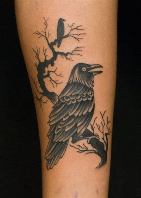 raven sleeve tattoo designs tattoos designs ideas and meaning tattoos for you
