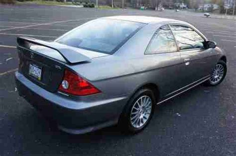 2005 honda civic 2 door coupe find used 2005 honda civic special edition ex coupe 2 door