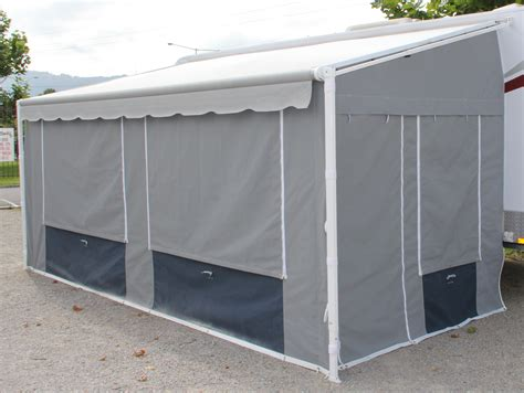 wall awning alpine canvas products rv awning walls