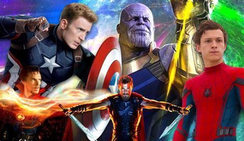 film marvel in ordine di visione come vedere film marvel nel giusto ordine cronologico