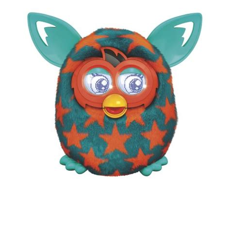 Furby Boom Orange Plush furby boom orange plush furby