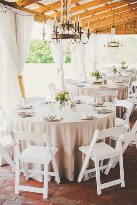 25 best ideas about wedding table linens on wedding reception table decorations
