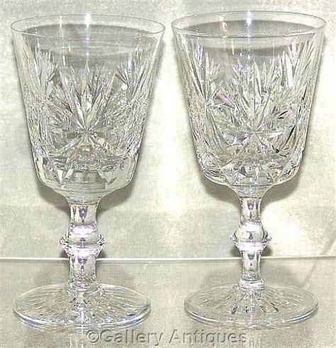 pattern cutter edinburgh 134 best images about crystal cut glass on pinterest