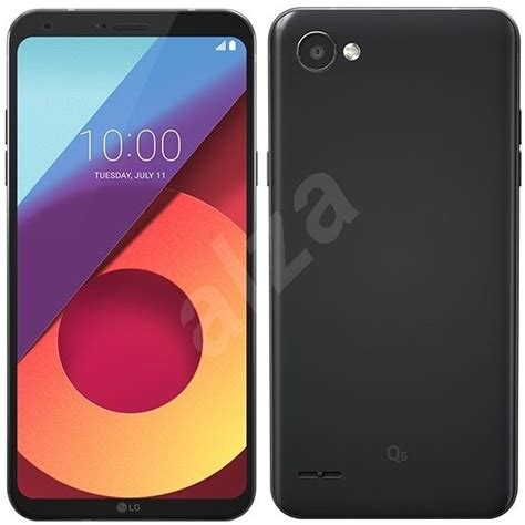 Lg Q6 3 32gb Black lg q6 m700a dual sim 32gb black mobile phone