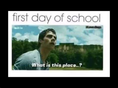 O O Meme - 11 funny memes of dylan o brien youtube