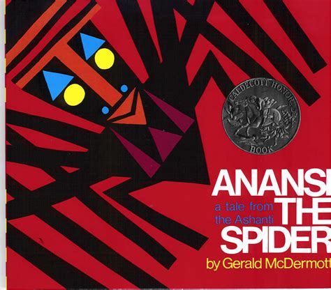 the of the spider books picture books review anansi the spider 1972