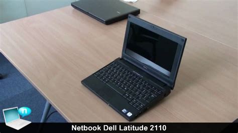 Laptop Netbook Dell 2110 1 netbook dell latitude 2110