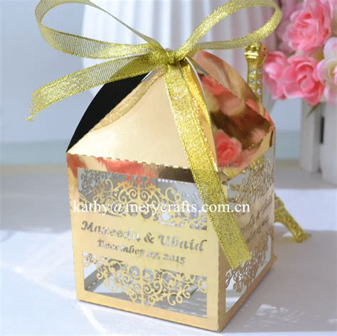 Wedding Favors Indian by Wholesale Laser Cut Islamic Wedding Favors Indian Wedding