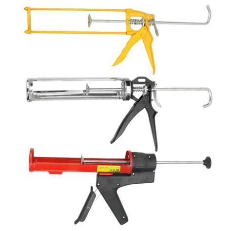 Promo Nankai Silicone Gun Caulking Gun Sealant 15 Murah manual caulking gun sausage caulk pu foam sealant silicone gun industrial silicone nozzles