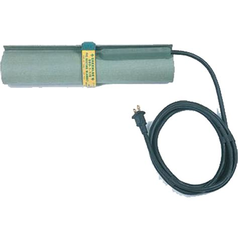 Greenlee Pvc Heating Blanket by Greenlee 860 3 Pvc Heating Blanket 2 Quot 3 Quot Plumbersstock