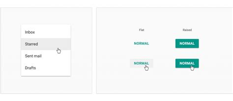 google material design drop down on hover states adrian zumbrunnen
