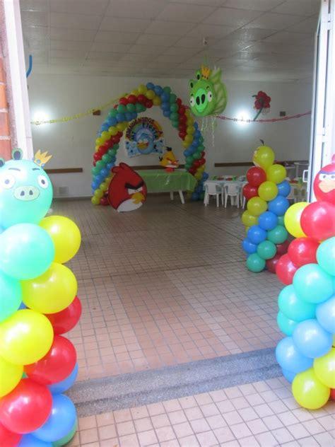 decorar paredes fiesta infantil angry birds decoracion fiestas infantiles fiestas
