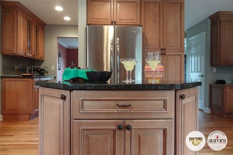 aurora kitchen cabinets brighten your home with the classic wellington kitchen