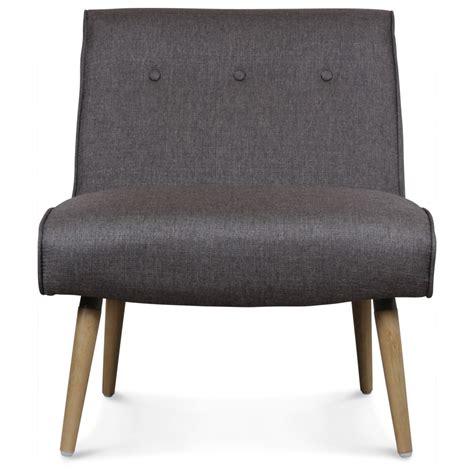 fauteuille jardin fauteuil design scandinave tissu gris pieds bois igor demeure et jardin