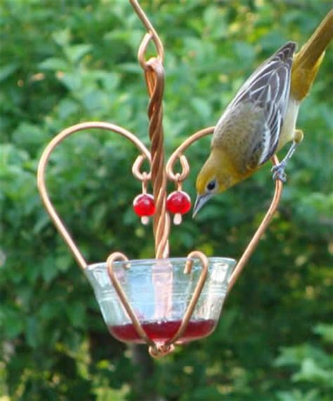 duncraft com love birds jelly feeder