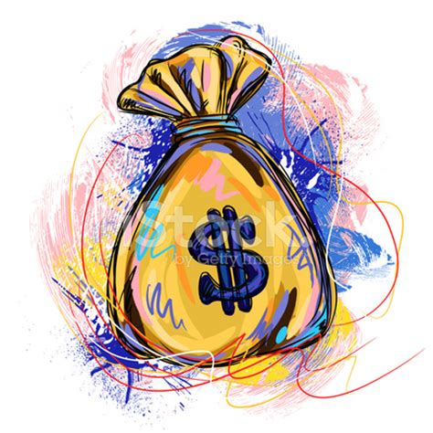colorful money colorful money bag stock photos freeimages