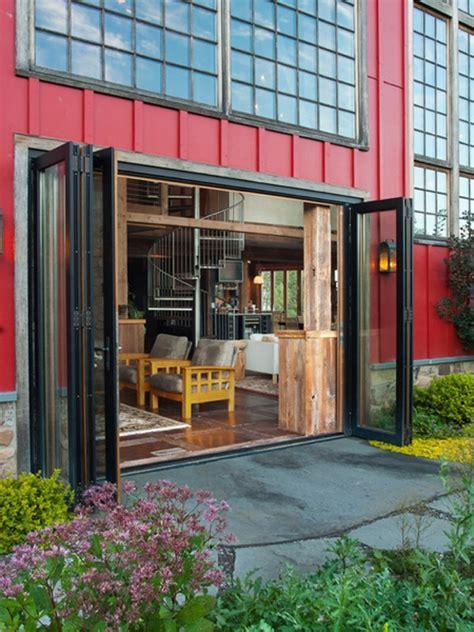 Accordion Glass Doors Exterior Glass Accordion Doors