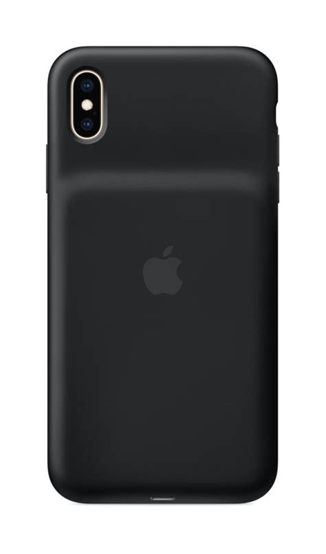 apple introduces   battery case  iphone xs xs