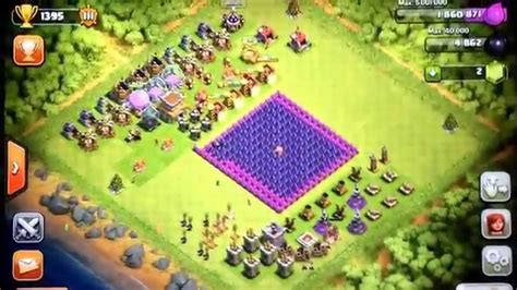 Clash Of Clans Giveaways - clash of clans base giveaway town hall 10 youtube