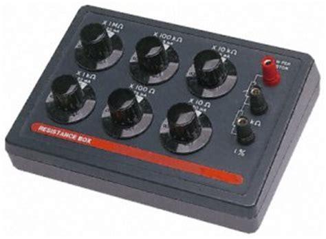 resistor decade box wiki misura di una resistenza il ponte di wheatstone electroyou