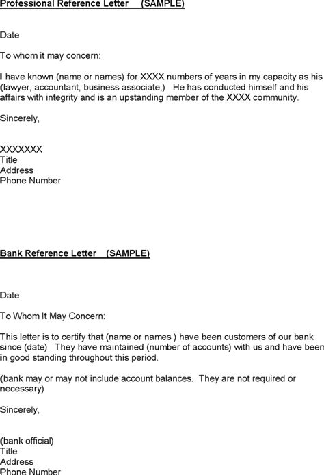 cover letter bank account professional reference letter for bank account opening