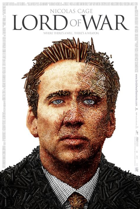 god of war film nicolas cage lord of war with nicolas cage movie posters